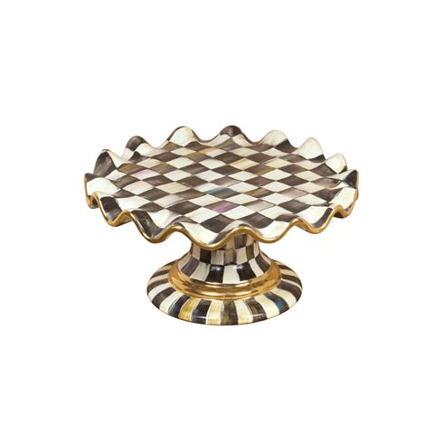 Fluted Cake Stand image