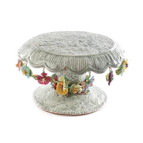 $350.00 Cake & Flowers Pedestal