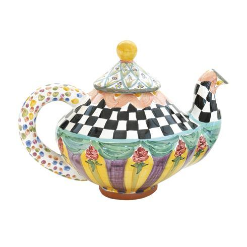 $198.00 Taylor Teapot - Odd Fellows