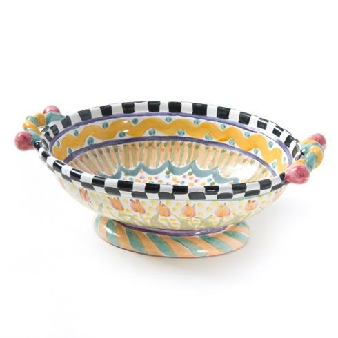 Taylor Large Footed Serving Dish - Odd Fellows