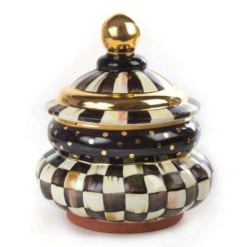 $328.00 Groovy Canister