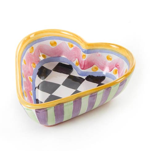 $68.00 Heart Bowl - Small
