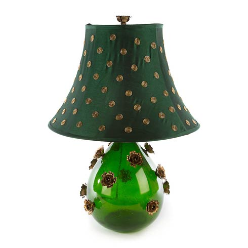 Emerald Rose Lamp - Large collection with 1 products