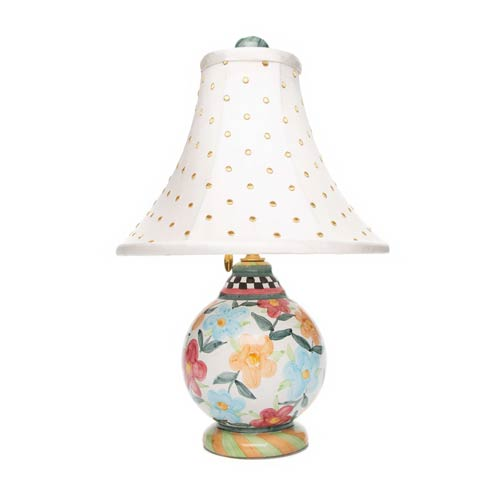 $595.00 Painted Garden Table Lamp