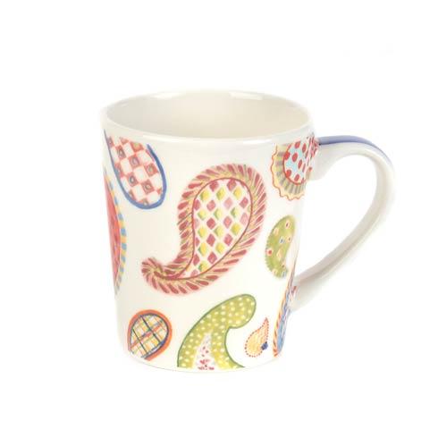 $40.00 Mug - Paisley