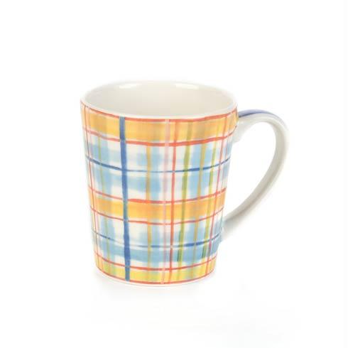 $40.00 Mug - Plaid