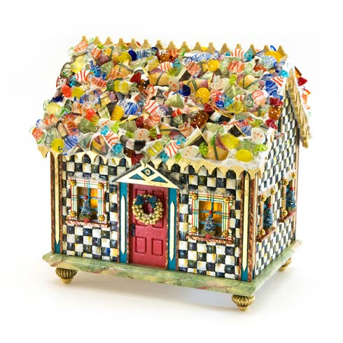 $9,900.00 Courtly Check Candy Cottage