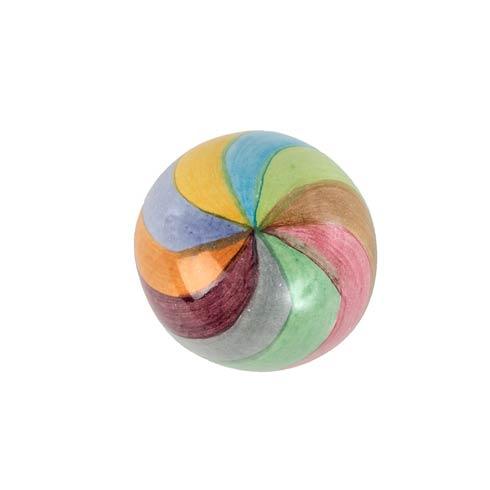 $35.00 Dot Knob - Multi Swirl
