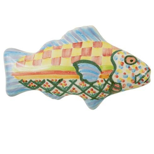 $34.00 Fish Knob Right - Blue