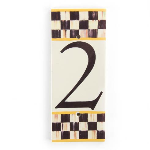 $28.00 House Number - 2