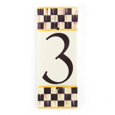 $28.00 House Number - 3
