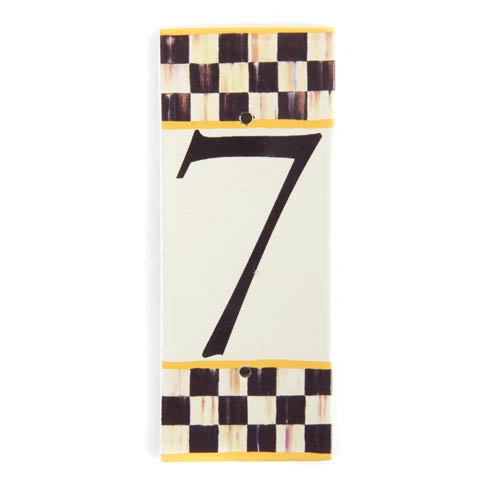 $28.00 House Number - 7