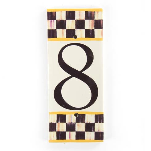 $28.00 House Number - 8