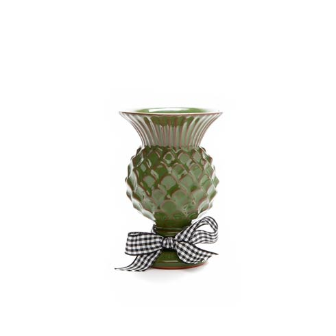 $62.00 Mini Thistle Vase - Grass Green