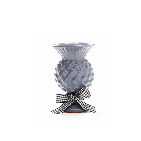 $62.00 Mini Thistle Vase - Pewter