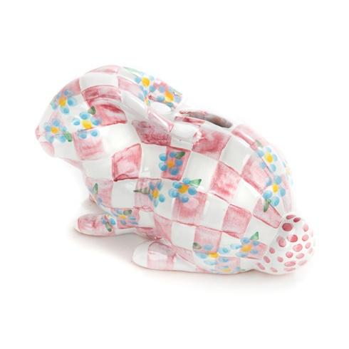 $98.00 Quilted Bunny Bank - Pink