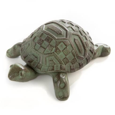 MacKenzie-Childs  Garden Turtle Hide-A-Key $38.00
