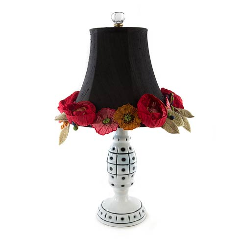 $495.00 Poppy Dot Lamp