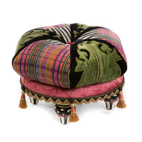 $695.00 Road Footstool