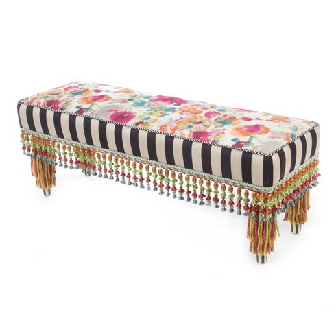 $1,795.00 Technicolor Bench - 4 Ft.