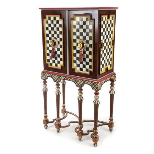 $8,995.00 Foxtrot Bar Cabinet