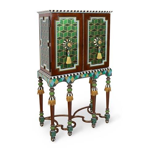 $7,695.00 Bar Cabinet