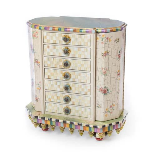 $5,775.00 Chicken Palace Jewelry Armoire Base