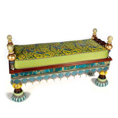 $4,995.00 Ridiculous Peacock Bench