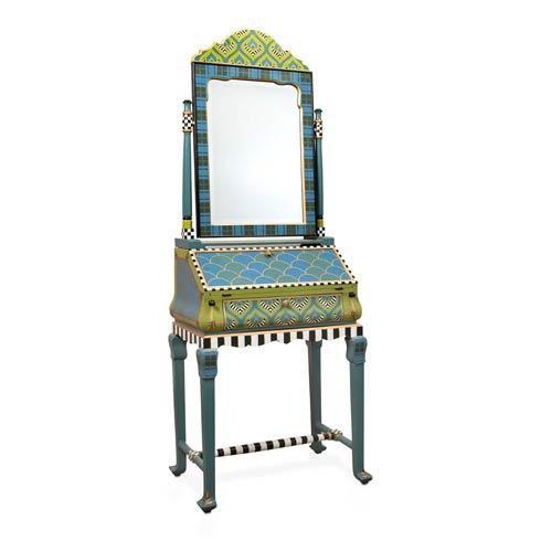 $1,695.00 Madras Desk with Mirror