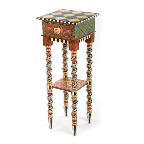 $2,995.00 Barley Twist Table - Tall