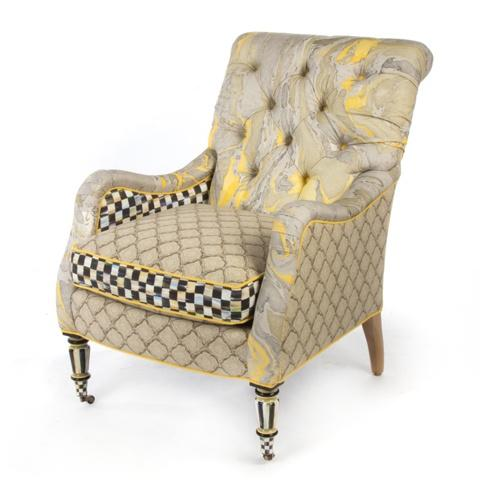 $3,975.00 Courtly Palazzo Accent Chair