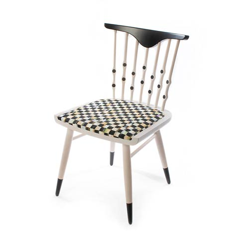 $795.00 Musical Chairs Side Chair