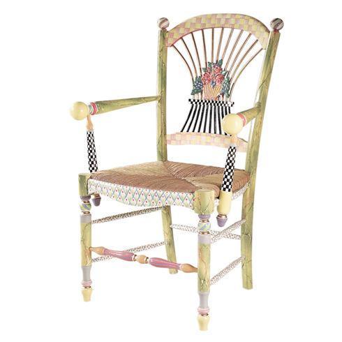 $2,995.00 Light Flower Basket Armchair