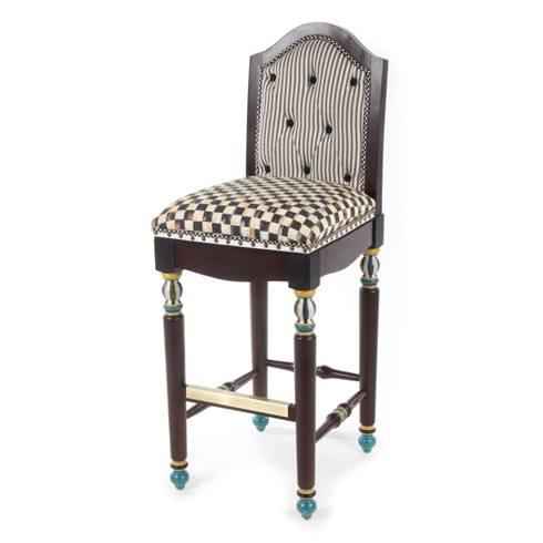 $1,895.00 Underpinnings Bar Stool With Back