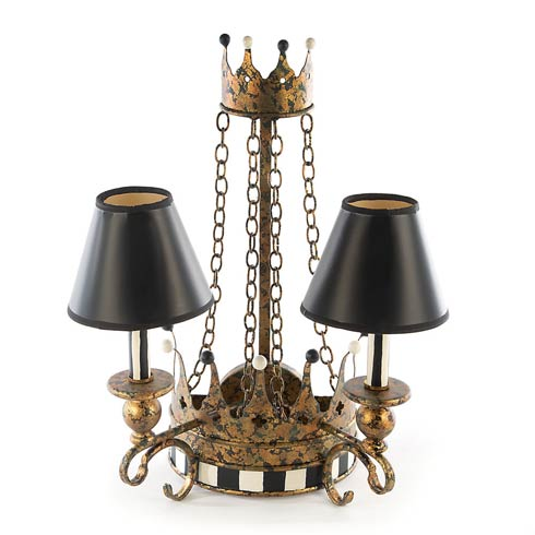 $595.00 Crown Sconce