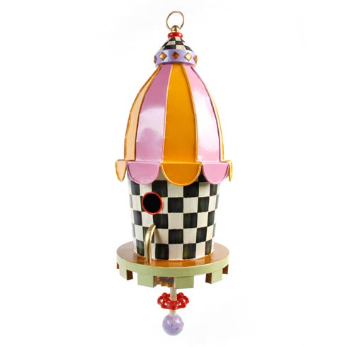 $200.00 Courtly Check Birdhouse