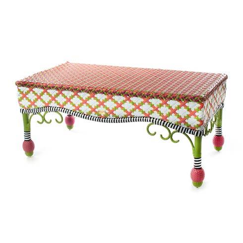 $1,295.00 Breezy Poppy Outdoor Coffee Table