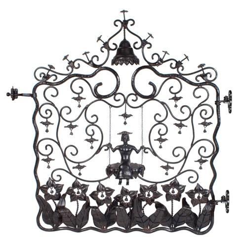 $995.00 Mrs. Powers Garden Gate