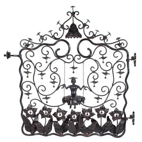 $995.00 Mrs. Powers Garden Gate