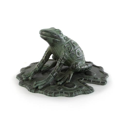 $95.00 Lily Pad Frog