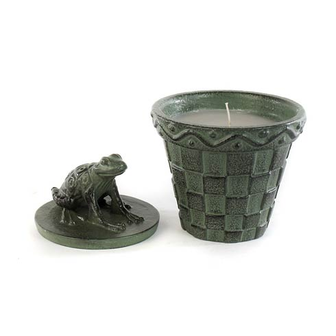 $48.00 Frog Citronella Candle