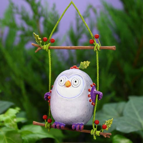 $42.00 Olivia Owl Ornament