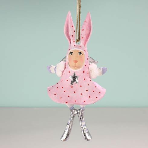 $48.00 Pandora Bunny Ornament