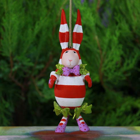 $48.00 Benjamin Bunny Ornament
