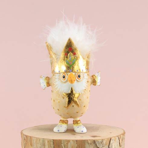 $42.00 Otto Owl Ornament