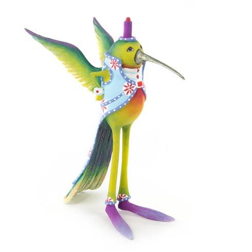 $68.00 Hummie Hummingbird Figure