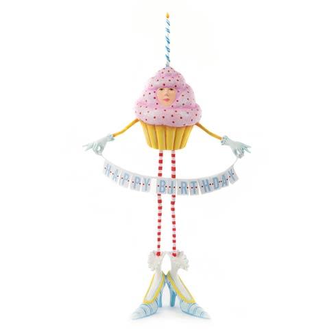 $88.00 Birthday Cupcake Figure