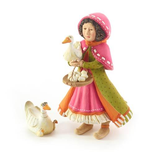 $68.00 Girl With Duck Figures