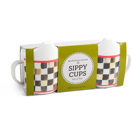$28.00 Sippy Cups - Set Of 2
