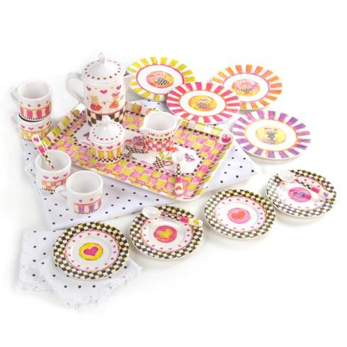 $148.00 Tea Party Tea Set